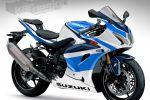 Kardesign donne de la couleur à la Suzuki GSX-R 1000