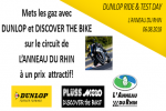 Journée piste avec Dunlop Suisse - Discover The Bike à l'Anneau du Rhin