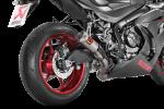 Des échappements Akrapovic pour la Suzuki GSX-R 1000 2017