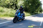 Essai du scooter BMW C400X - Une véritable évolution