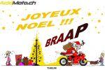 AcidMoto.ch vous souhaite de belles fêtes de fin d'année