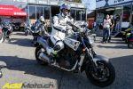 Une journée sur le tracé de l'Anneau du Rhin avec Yamaha Suisse