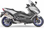Un silencieux Akrapovic Racing Line pour le Yamaha T-Max 530 2017