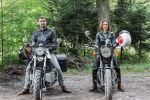 Bonnie & Klyde partent à la découverte des continents