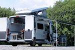 Un camping-car Citroën spécial motards, le Jumper Bike Solution