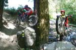 Trial de Fully - Noé Prétalli au sommet du podium