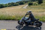 Essai de la Ducati X-Diavel S - Braquage à l'italienne...