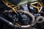 Ducati Monster 1200 R Gold by Diamond Atelier