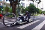 Dumont Concept – Concept Bike 100% brésilien primé à Daytona