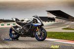 Essai Yamaha YZF-R1M 2018 – La technologie au service de la vitesse