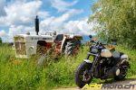 Essai Harley-Davidson Fat Bob 2018 -  Elle vous flanquera la banane !