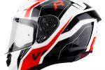 Nouveau casque racing Vemar Hurricane - Un poids et un prix light