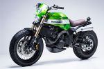 Kawasaki Ninja 650 Urban X by Smoked Garage