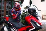 Vidéo - Marc Marquez teste le Honda X-ADV à sa manière