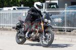 La Moto-Guzzi V85 en phase de tests finaux