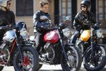 Moto Guzzi rappelle 5 modèles pour un problème de frein