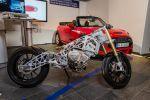 Un châssis de S1000RR en impression 3D