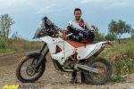 Hugo Lopes - Un Genevois au départ du Dakar 2019