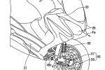 Suzuki dépose un brevet pour un Burgman hybride 2WD