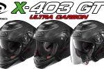 X-403 GT ULTRA CARBON - Le crossover par X-Lite