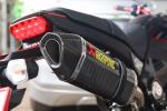 """Akrapovic donne de la voix à la Honda MSX 125 """"Grom"""" !"""