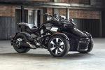 Can-Am Spyder F3, un nouveau tricycle au catalogue 2015