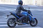 Suzuki GSX-S1000, faites le plein de photos !