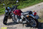 Essai longue durée CB1100 : Honda réinvente son passé