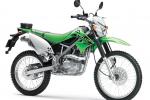 Kawasaki élargit l'offre Dual-Purpose avec la nouvelle KLX150L