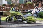 Morzine Harley Days 2019 - 60'000 bikers ont afflué durant les 4 jours