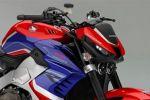 Une Honda CB1000RR-R pour donner la réplique à la Ducati Streetfighter ?