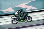 Le roadster à compresseur s'offre une amélioration - Kawasaki Z H2 SE