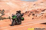 Kawasaki améliore la Versys 1000 SE pour 2021