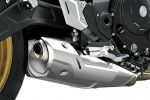 La fièvre rétro s'empare du bi' 650 de Kawasaki, voici la Z650 RS