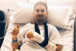 Jorge Lorenzo opéré de son scaphoïde manquera les essais de Sepang