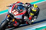 Test Moto2 à Jerez - Tom Lüthi conclut les trois jours avec le meilleur temps