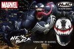 Marvel est de retour avec le nouveau casque HJC RPHA 11 Venom 2