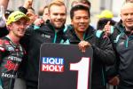 Moto3 au Mans - John McPhee l'emporte depuis la pole