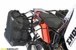 Enduristan Monsoon Evo - Une nouvelle génération de sacoches étanches pour racks