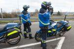 France - Motard contrôlé à 251 km/h au lieu des 90 autorisés