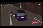 France - Motard tué pour avoir cassé le rétroviseur d'un automobiliste
