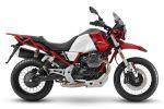Les Moto-Guzzi V85 TT et V85 TT Travel se perfectionnent pour 2021