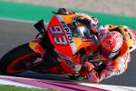 MotoGP au Qatar jour 1 - Trois marques aux trois premières places