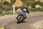 Test de l'ensemble cuir Alpinestars Missile Tech-Air