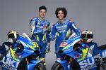 Suzuki a dévoilé aujourd'hui sa GSX-RR 2019 de MotoGP