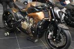 La Ducati V4 Penta d'Officine GP Design, une moto à CHF 114'000.-