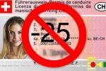 """Suisse - Dernière année pour accéder directement au permis """"full"""" pour les plus de 25 ans"""
