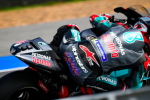 MotoGP à Buriram - Fabio Quartararo signe sa quatrième pole