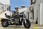 Essai Triumph Rocket III R et GT - Le Colosse Aux Pieds Agiles