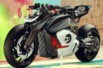 BMW Vision DC Roadster – La moto branchée de chez BM est en charge